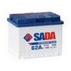 Акумулятори автомобільні SADA