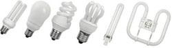 3. Лампа компактна люмінісцентна енергозберігаюча